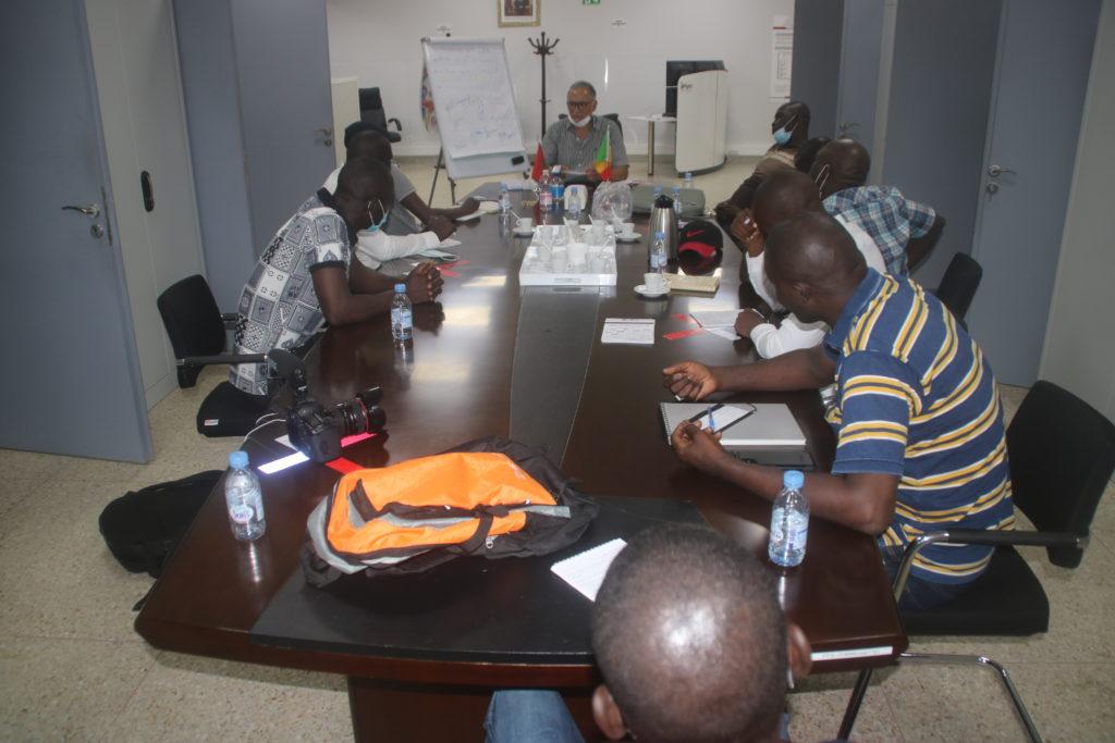 Résumé de la deuxième journée de formation des Stagiaires de GTS-SA à l'IFF + Album PHOTOS