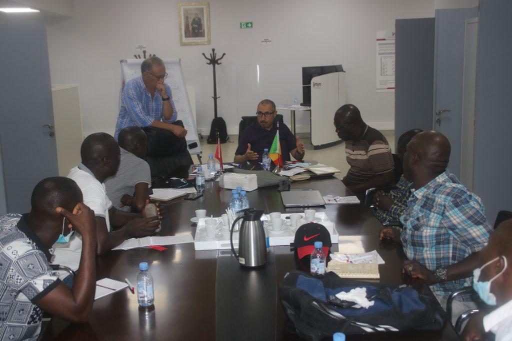 Troisième jour de formation à l'IFF : Les stagiaires testés face aux obstacles