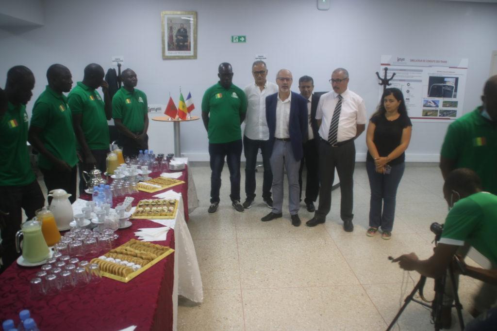 Dernier jour de formation à l'IFF : Les Stagiaires reçoivent leurs attestations